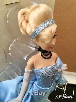 2011 LIMITED EDITION Cinderella Disney Designer Princess Doll LE 8000 NIB