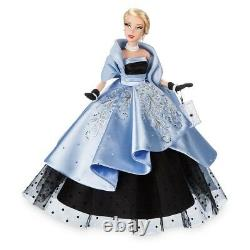 2018 Disney Limited Edition Designer Collection Premier Cinderella doll New