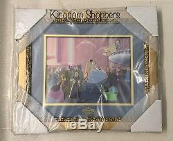 2020 Disney 70th Anniversary Cinderella 5 Pin Huge Frame Set Jumbo PTN LE 500