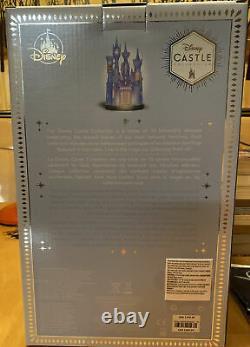 2020 Disney Parks Cinderella Castle Light-Up Figurine Limited Release New Box