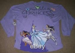 2020 Disney Parks runDisney Princess Half Marathon Spirit Jersey MEDIUM M BNWT