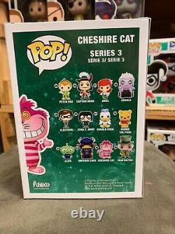 Alice in Wonderland Cheshire Cat Faded Funko Pop Vinyl EXPERT PACKAGING