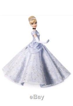 BNIB Disney Cinderella 17 SAKS Fifth Avenue Limited Edition Doll