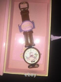Brand New RARE 45th Anniversary Vintage Disney Princess Cinderella Watch
