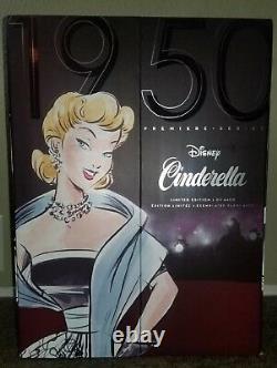 CINDERELLA Doll Disney Designer Premiere Ltd Edition 4400 pcs
