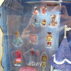 Cinderella Deluxe Castle 18 pc Playset Animators Collection Lights & Sounds