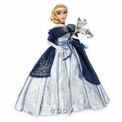 Cinderella Limited Edition Doll-Disney Designer Collection Midnight Masquerade
