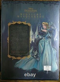 Cinderella Limited Edition Doll Disney Designer Midnight Masquerade