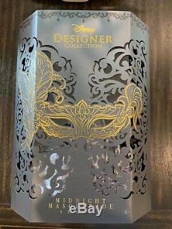 Cinderella Midnight Masquerade Designer Doll Limited Edition
