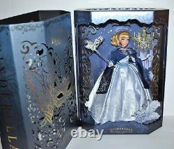 Cinderella Midnight Masquerade Disney Designer Doll 12 Limited Edition