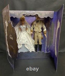 Cinderella Prince Charming LIMITED EDITION DOLL Disney 1/600 DISNEYANA. IT