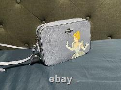 Coach C3406 Mini Camera Bag Blue Cinderella