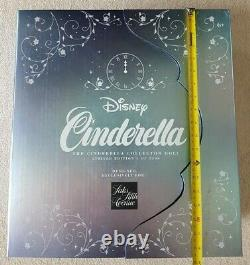 DISNEY 17 CINDERELLA DOLL Saks Fifth Avenue Exclusive LIMITED EDITION 2500 pcs