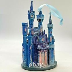 DISNEY Castle Collection Limited Edition CINDERELLA CASTLE Ornament