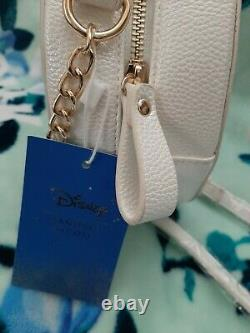 Danielle Nicole Cinderella 70th Anniversary Crossbody Disney Loungefly Carriage