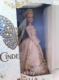Disney 17 Cinderella Limited Edition of 500 wedding doll Live action Film