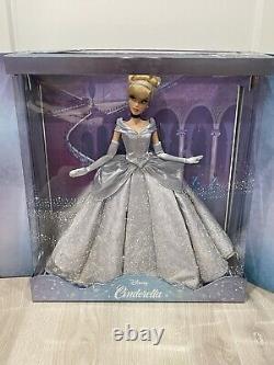 Disney 17 SAKS Exclusive Doll CINDERELLA Limited Edition COA NRFB NEW