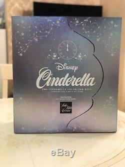 Disney 17 SAKS FIFTH AVENUE EXCLUSIVE DOLL CINDERELLA Limited Edition