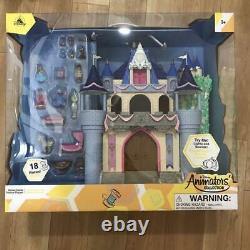Disney Animator's COLLECTION littles Cinderella Castle Playset with Box