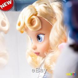 Disney Animators' Collection 16 Cinderella Princess Doll Deluxe Set NEW & RARE
