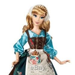 Disney Cinderella 70th Anniversary Limited Edition Doll 1 Of 5200