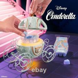 Disney Cinderella Carriage Scentsy Warmer- NEVER USED- BRAND NEW with wax melt