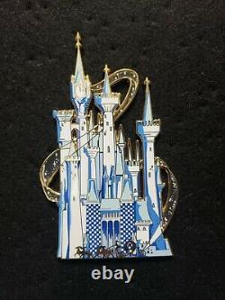 Disney Cinderella Castle Jumbo Fantasy Pin