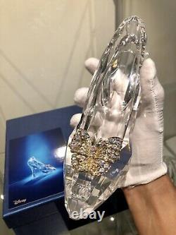 Disney Cinderella Glass Slipper Live Action 2015 SUPER RARE
