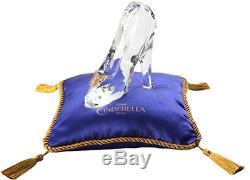 Disney Cinderella Glass shoes Slipper for Gift object ornament Wedding Bridal