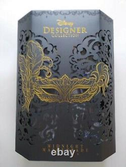 Disney Cinderella Limited Edition- Designer Collection Midnight Masquerade Doll