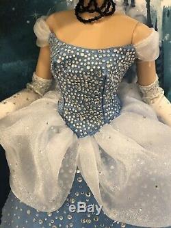 Disney Cinderella Limited Edition Doll 17 1 Of 5000 Worldwide Mint! BNIB