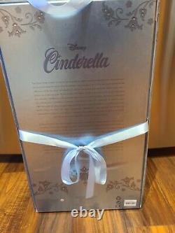 Disney Cinderella Limited Edition Doll 70th Anniversary 17'