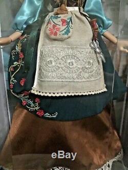 Disney Cinderella Limited Edition Doll 70th Anniversary Brand New in Box & Rare