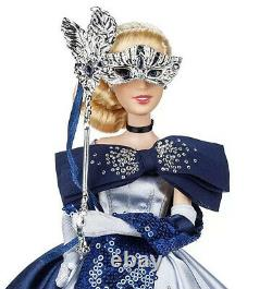 Disney Cinderella Midnight Masquerade Designer Doll Limited Edition IN HAND