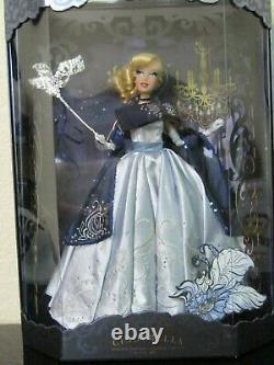 Disney Cinderella Midnight Masquerade Designer Doll Limited Edition SOLD OUT