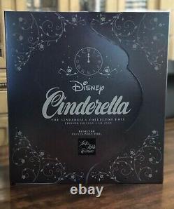 Disney Cinderella Saks Fifth Ave Exclusive Doll Limited Edition LE New NIB
