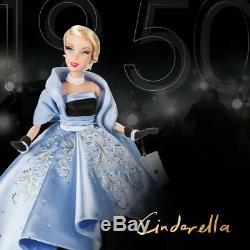 Disney DESIGNER Collection PREMIERE SERIES 1950 Cinderella DOLL Limited Edition