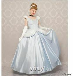 Disney Deluxe Cinderella Cosplay Dress ladies secret honey Japan