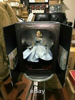 Disney Designer Collection Cinderella Premiere Series Doll LE 4400