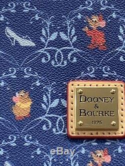 Disney Dooney & Bourke CINDERELLA Dream Big Princess Satchel NWTSOLD OUT