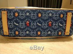 Disney Dooney & Bourke Cinderella Tote Handbag
