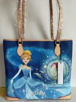 Disney Dooney & Bourke Cinderella Tote Handbag NWT