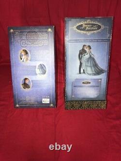 Disney Fairytale Designer Cinderella Prince Charming Limited Edition Doll