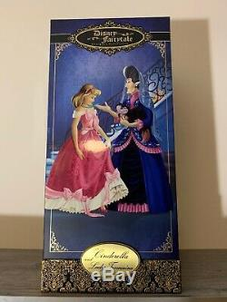 Disney Fairytale Designer Collection Cinderella & Lady Tremaine Doll Limited Ed