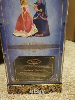 Disney Fairytale Designer Collection Cinderella and Lady Tremaine Dolls LE NIB