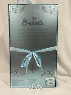 Disney Limited Edition 70th Anniversary 17 Peasant Dress Cinderella Doll NEW