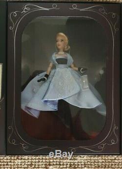 Disney Limited Edition Cinderella Doll Designer Premiere Collection