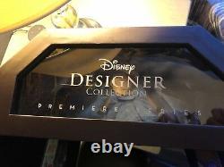 Disney Limited Edition PREMIERE SERIES CINDERELLA Designer Doll IN HAND