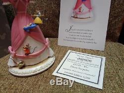 Disney Olszewski DC-50 Cinderella Dress Surprise Limited Edition NEW in BOX COA