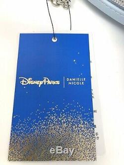 Disney Parks Danielle Nicole WDW Cinderella Castle Crossbody Purse Walt World